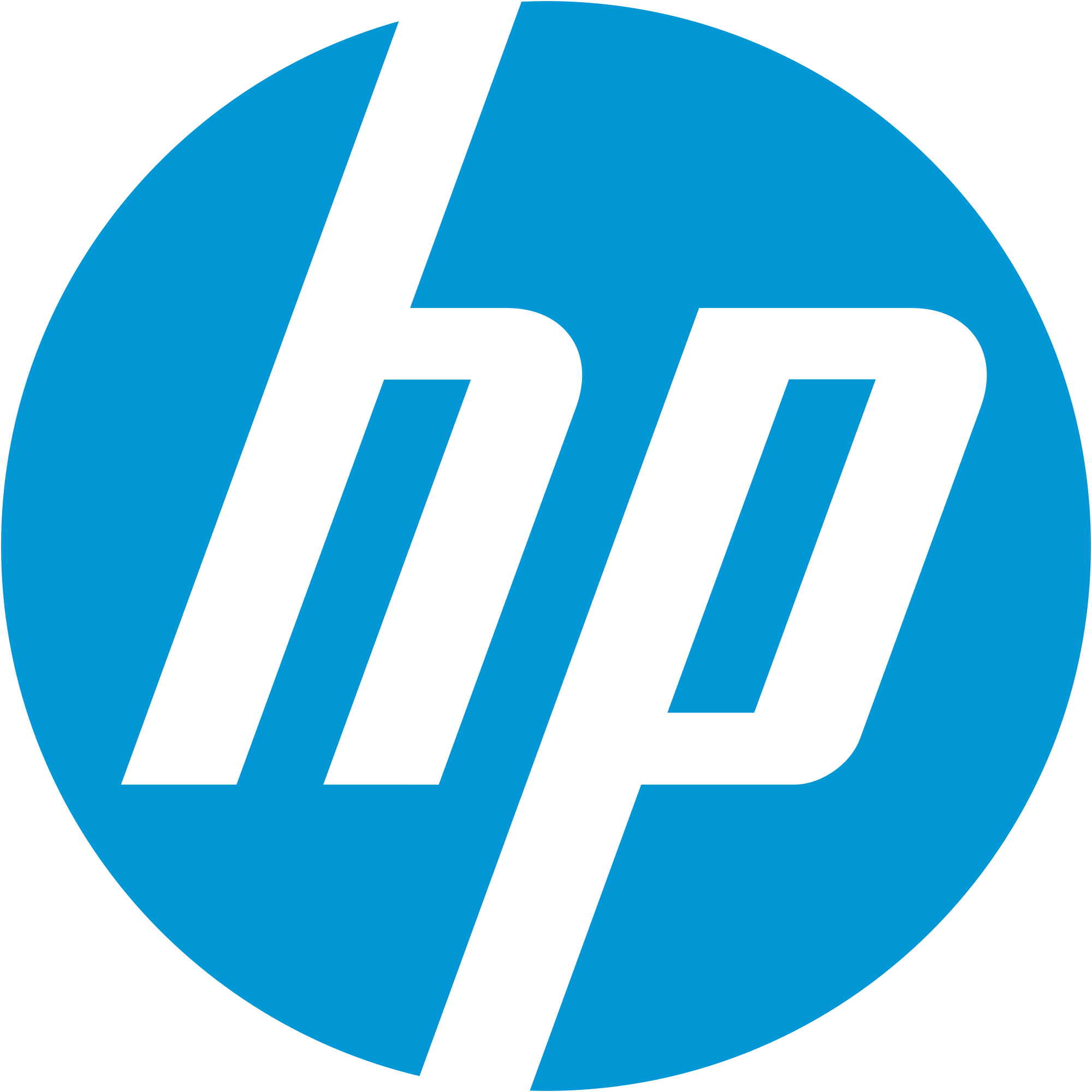 logo hp maintenance informatique